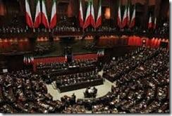 blocco parlamento