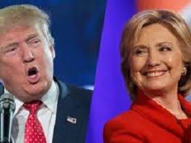 trump-clinton elezioni usa 2016