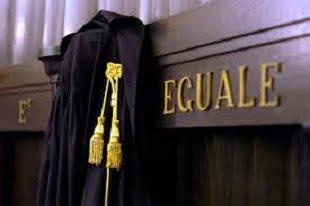 La casta giudiziaria e i conti con le mele marce