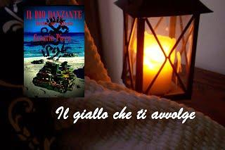 leggere la terza avventura gialla di Saru Santacroce